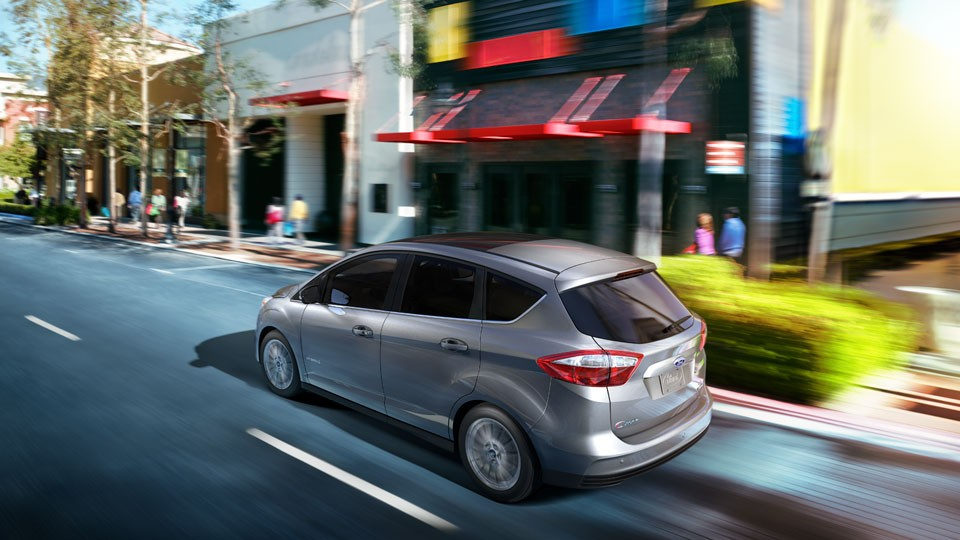 Ford C Max Energi Elektrische Auto Op Elektrische Nl