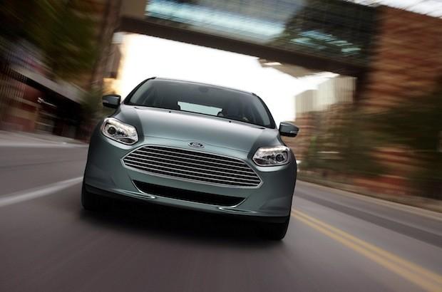 Ford Focus Electric Elektrische Auto Op Elektrische Nl