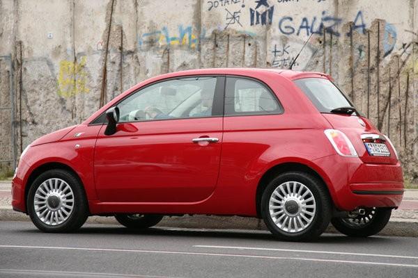 Fiat 500 Elektrische Auto Op Elektrische Nl