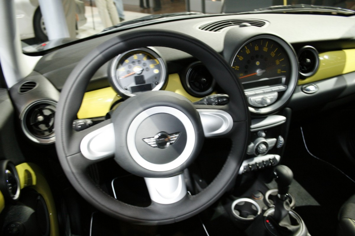 Mini E Elektrische Auto Op Elektrische Nl