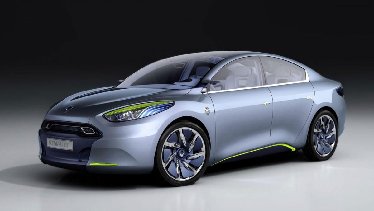 Renault Fluence Z E Elektrische Auto Op Elektrische Nl