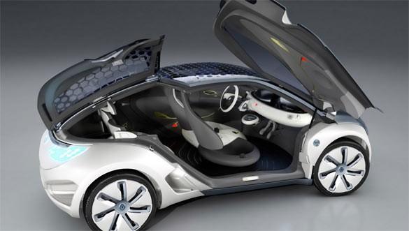 Renault Zoe Z E Elektrische Auto Op Elektrische Nl