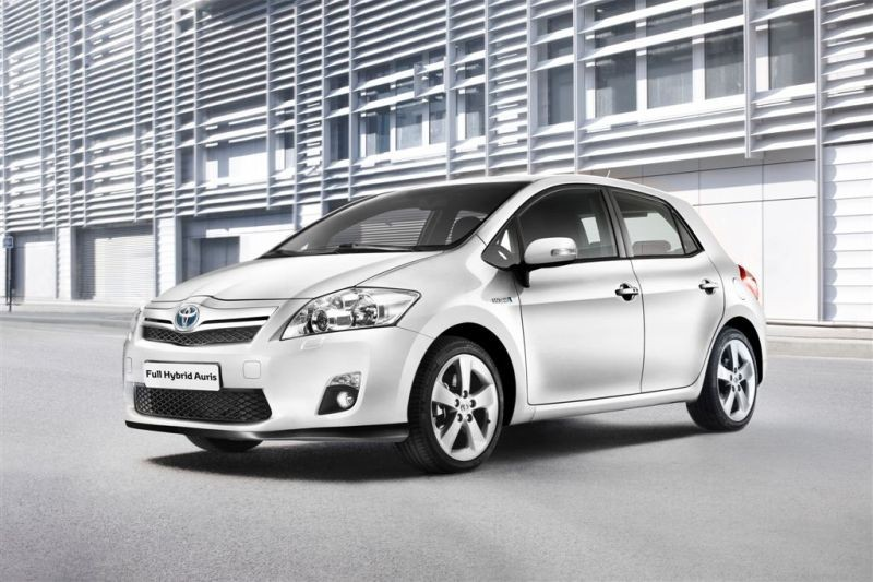 toyota auris full hybrid elektrische auto op. Black Bedroom Furniture Sets. Home Design Ideas
