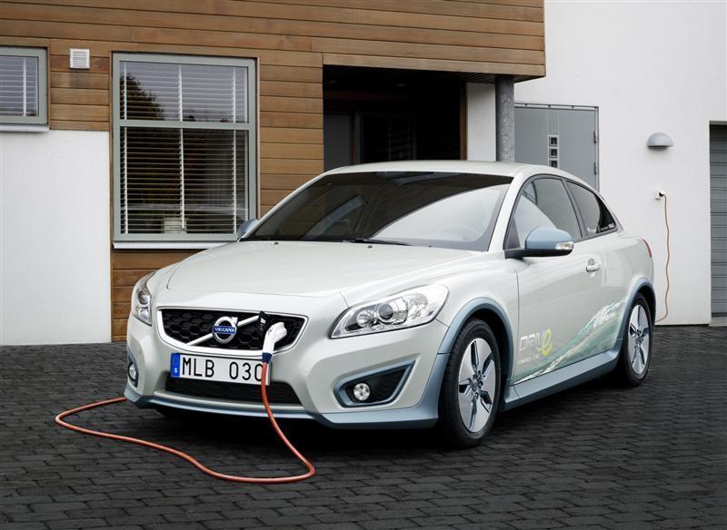 Volvo C30 Ev Elektrische Auto Op Elektrische Nl