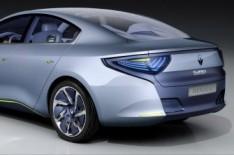 Spionage bij elektrische modellen Renault