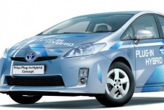 Toyota gelooft heilig in eigen Prius