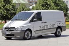 Mercedes Benz Vito E-Cell
