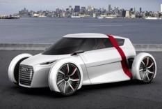 Audi Urban Concept nu meer dan schets