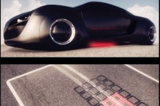 Contactloos opladen elektrische auto's heeft toekomst