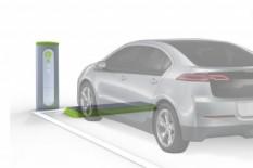 Elektrisch wagenpark met draadloze oplaadmogelijkheden op komst
